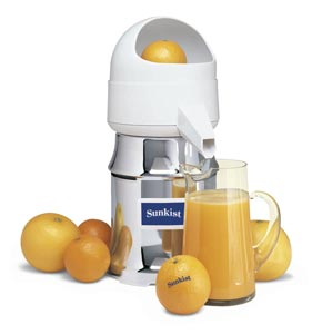 Sunkist Commercial Juicer