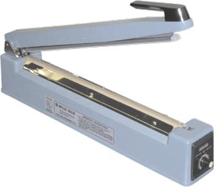 Manual Impulse Bag Sealer, 16""