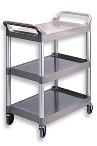Rubbermaid 3434 Utility Bus Cart