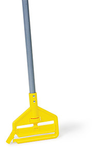 Side Gate Mop Stick, Fiberglass Handle