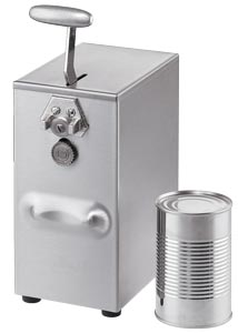 Two-Speed Electric Can Opener