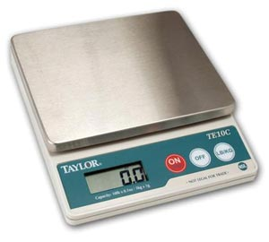 Digital Portion Scale, 10 lb.