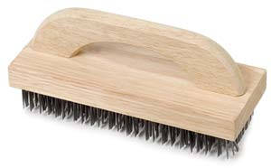 Butcher Block Brush