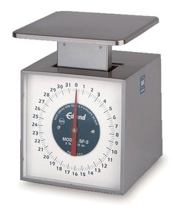 Edlund 5 lb. Portion Scale