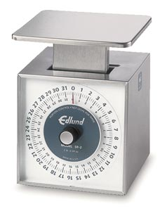 Edlund 2 lb. Portion Scale
