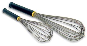 High Heat Piano Whisk, 13-3/4""
