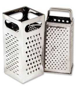 Grater 4 Sided Heavy Duty