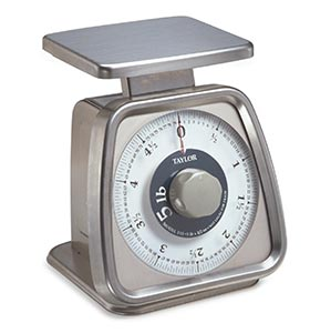 Precision Analog Scale, 5 lb