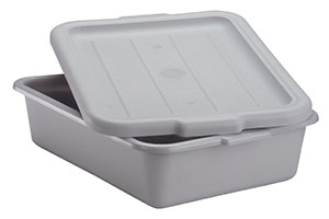Bus Box Lid, Gray