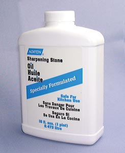 Oil for stones, 16 oz.