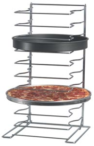 Pizza Rack, Oversized 10 Shelf