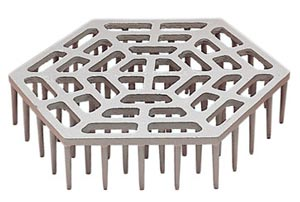 Heat Sink, 64 Pin