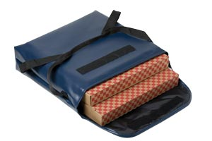 Deluxe Blue Delivery Bag, 2 Box