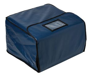 Deluxe Blue Delivery Bag, 5 Box