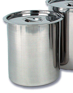 Bain Marie Solid Lid, 7.25""