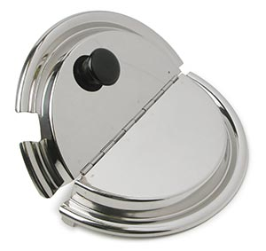 Hinged Inset Lid