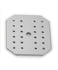 Perforated False Bottom, Half Size