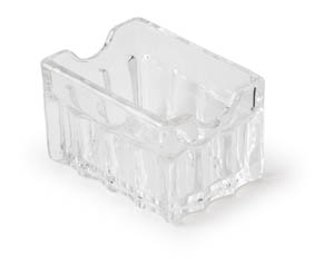 Glass Packet Holder