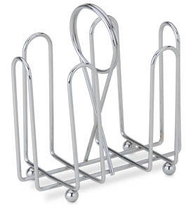 Sugar Packet Wire Serving Rack