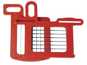 DynaCube Vegetable Cutter Grid, 7mm