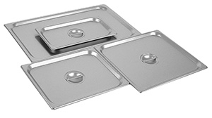 Solid Pan Covers, Full Size